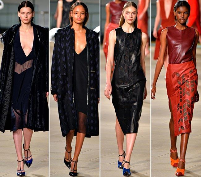 Prabal Gurung Fall/Winter 2015-2016 Collection - New York Fashion Week