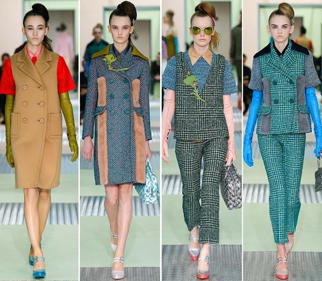 Prada Fall/Winter 2015-2016 Collection - Milan Fashion Week