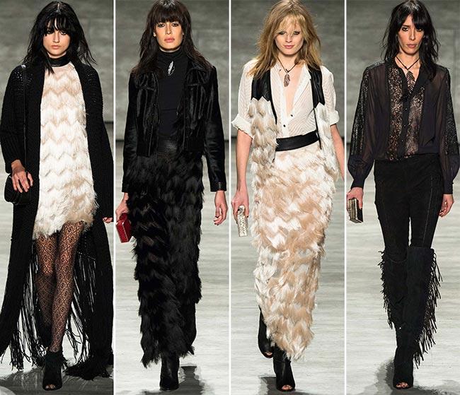 Rebecca Minkoff Fall/Winter 2015-2016 Collection - New York Fashion Week