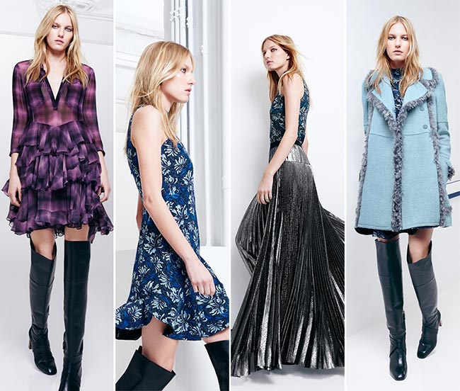 Rebecca Taylor Fall/Winter 2015-2016 Collection - New York Fashion Week