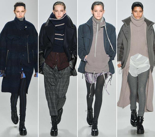 Richard Chai Fall/Winter 2015-2016 Collection - New York Fashion Week