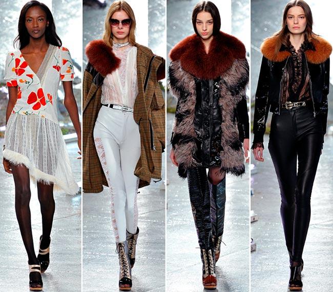 Rodarte Fall/Winter 2015-2016 Collection - New York Fashion Week