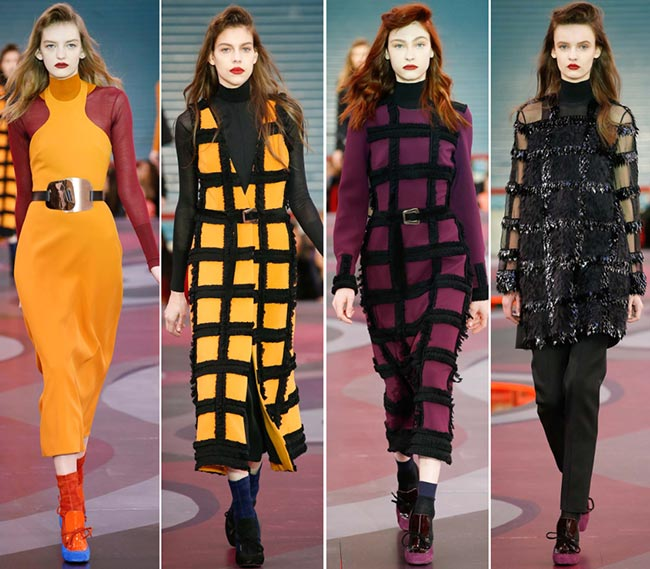 Roksanda Ilincic Fall/Winter 2015-2016 Collection - London Fashion Week
