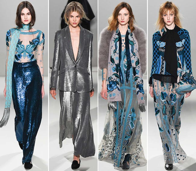 Temperley London Fall/Winter 2015-2016 Collection