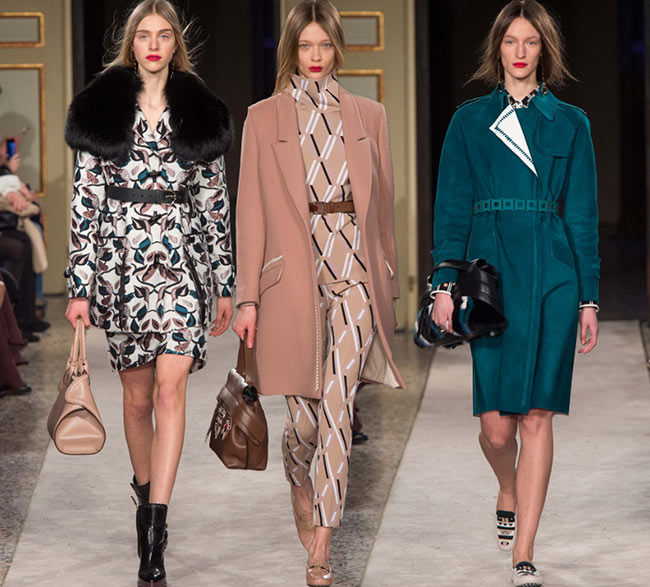 Tod's Fall/Winter 2015-2016 Collection - Milan Fashion Week