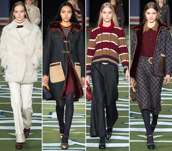 b3bfcbe5 Tommy Hilfiger Fall/Winter 2015-2016 Collection