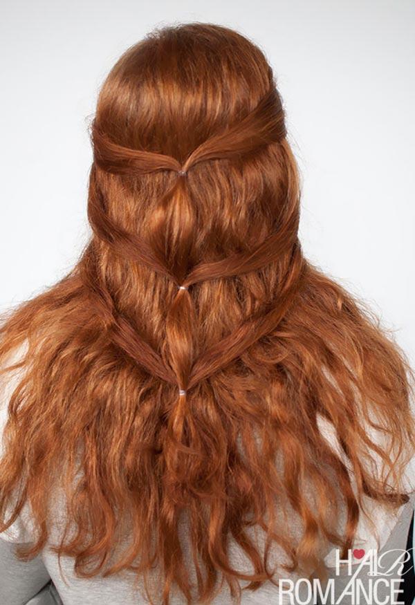 hairstyle tutorials | Fashionisers©