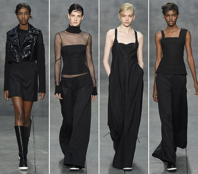 Vera Wang Fall/Winter 2015-2016 Collection
