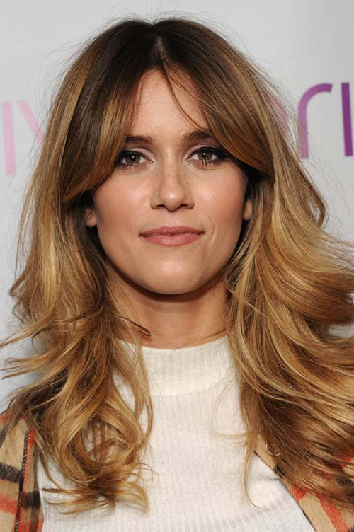 2015 Celebrity Inspired Valentine's Day Hairstyles: Jade Williams