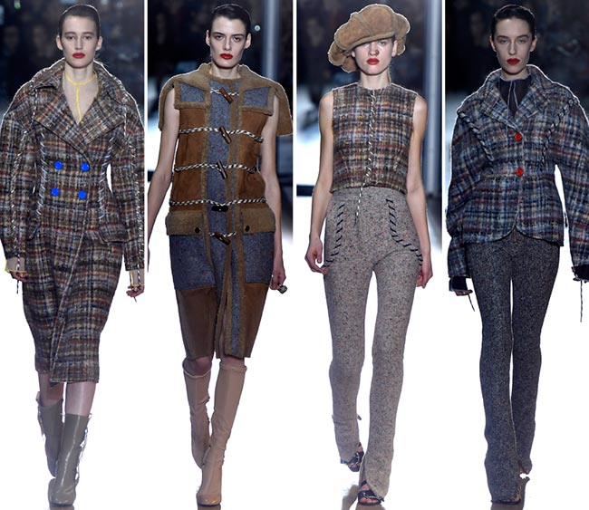 Acne Studios Fall/Winter 2015-2016 Collection - Paris Fashion Week
