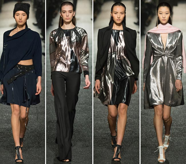 Alexis Mabille Fall/Winter 2015-2016 Collection - Paris Fashion Week