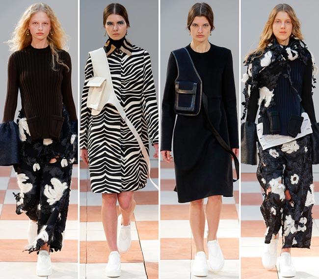 Celine Fall/Winter 2015-2016 Collection - Paris Fashion Week
