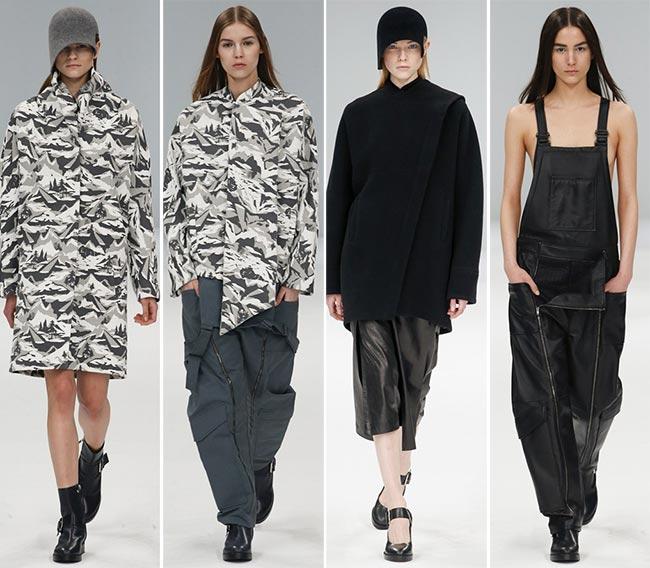 Chalayan Fall/Winter 2015-2016 Collection - Paris Fashion Week