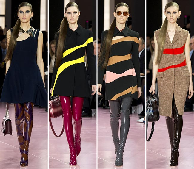 Christian Dior Fall/Winter 2015-2016 Collection - Paris Fashion Week