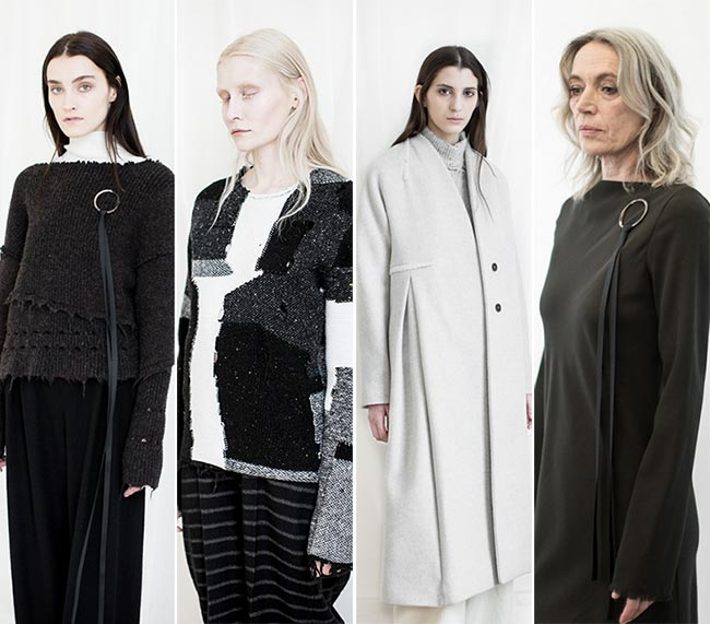 Damir Doma Fall/Winter 2015-2016 Collection - Paris Fashion Week