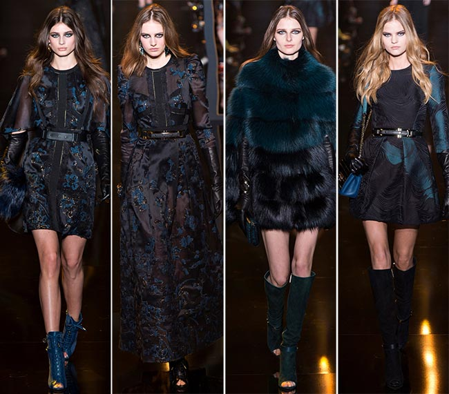 Elie Saab Fall/Winter 2015-2016 Collection - Paris Fashion Week