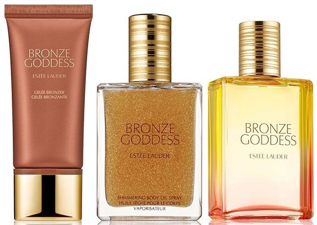 Estee Lauder Bronze Goddess Summer 2015 Collection