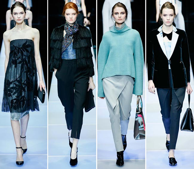28957937 Giorgio Armani Fall/Winter 2015-2016 Collection – Milan Fashion Week ...