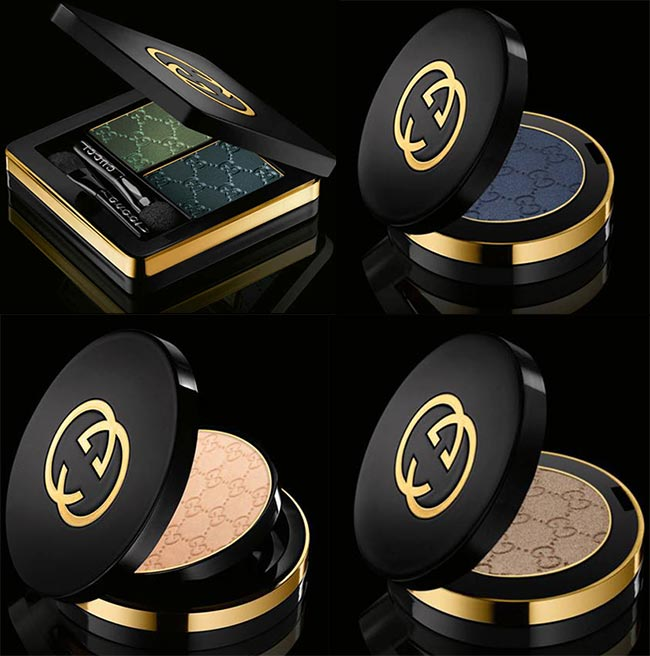 Gucci Spring/Summer 2015 Makeup Collection