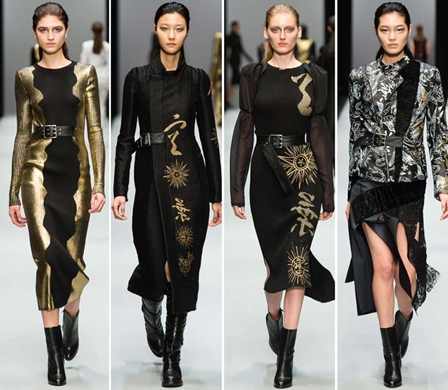 Guy Laroche Fall/Winter 2015-2016 Collection - Paris Fashion Week