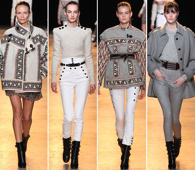 Isabel Marant Fall/Winter 2015-2016 Collection - Paris Fashion Week