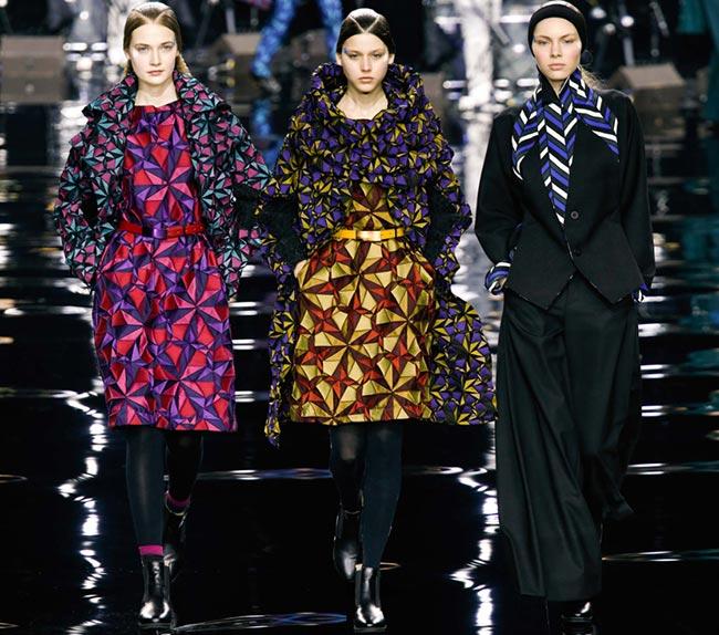 Issey Miyake Fall/Winter 2015-2016 Collection - Paris Fashion Week