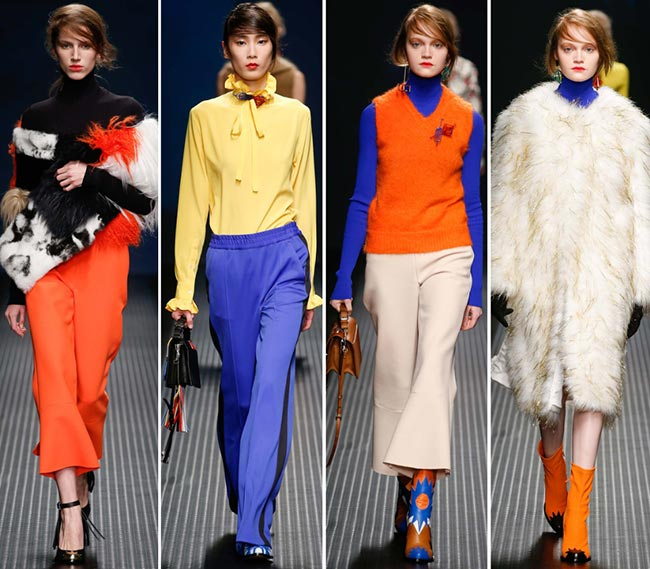 MSGM Fall/Winter 2015-2016 Collection - Milan Fashion Week