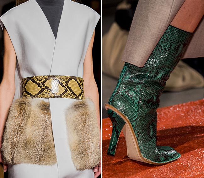 Milan Fashion Week Fall 2015 Accessories: Marni