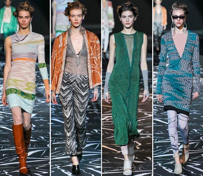 Missoni Fall/Winter 2015-2016 Collection - Milan Fashion Week