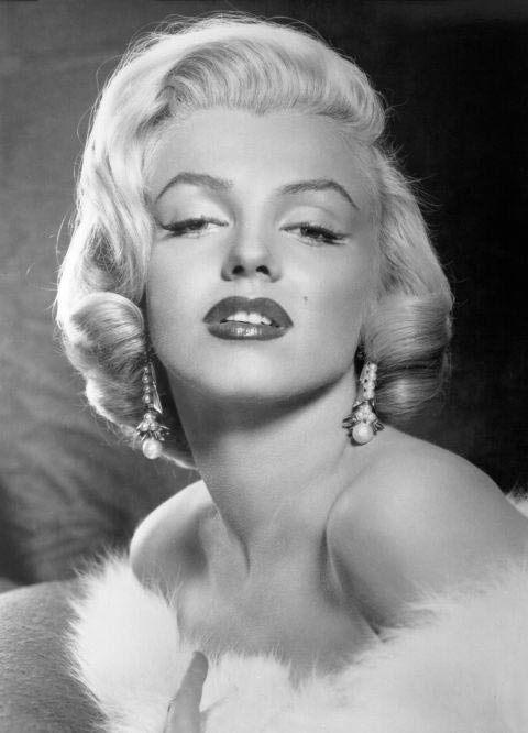 10 Old Hollywood Beauty Hacks: Marilyn Monroe