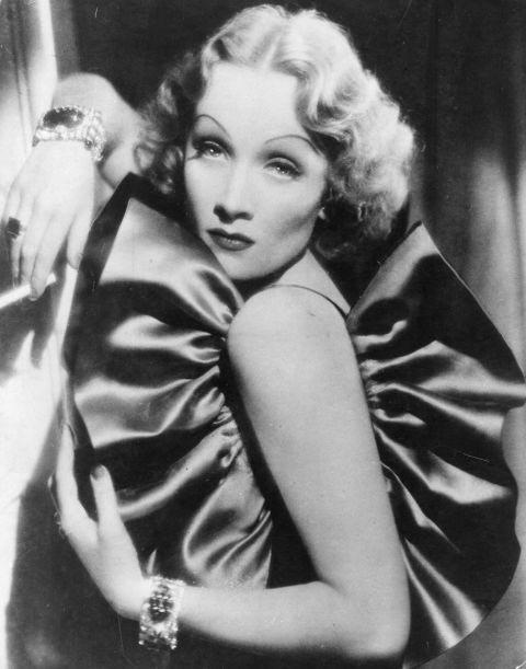 10 Old Hollywood Beauty Hacks: Marlene Dietrich