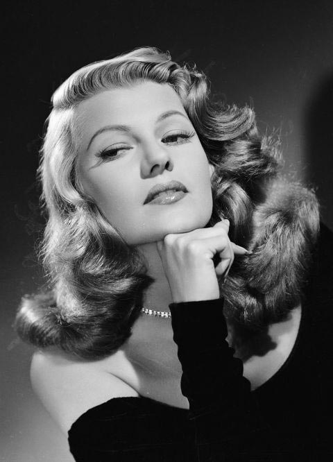 10 Old Hollywood Beauty Hacks: Rita Hayworth