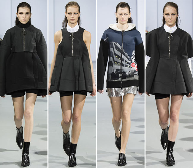 Paco Rabanne Fall/Winter 2015-2016 Collection - Paris Fashion Week