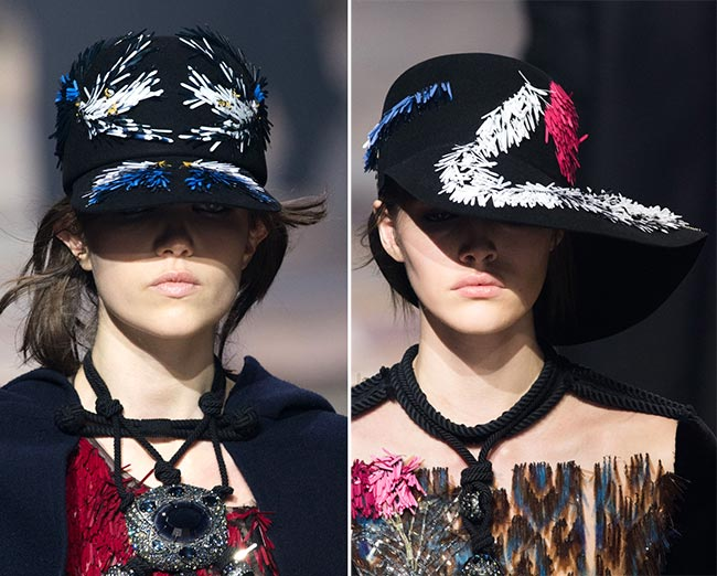 Paris Fashion Week Fall 2015 Accessories: Lanvin