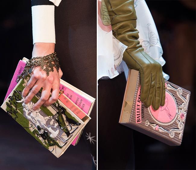 Paris Fashion Week Fall 2015 Accessories: Olympia Le Tan