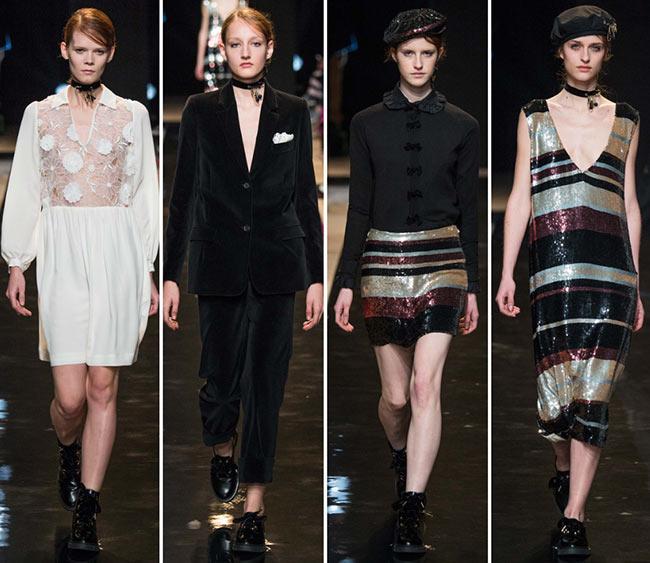 Paul & Joe Fall/Winter 2015-2016 Collection - Paris Fashion Week