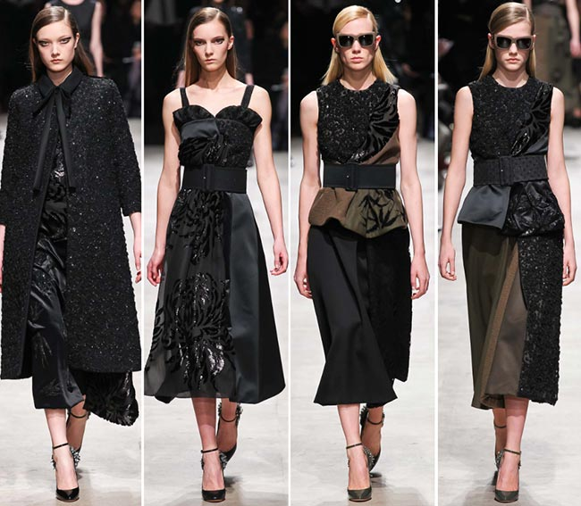 Rochas Fall/Winter 2015-2016 Collection - Paris Fashion Week