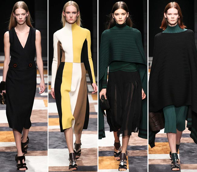 Salvatore Ferragamo Fall/Winter 2015-2016 Collection - Milan Fashion Week