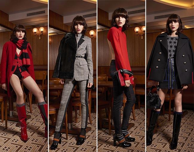 Sonia by Sonia Rykiel Fall/Winter 2015-2016 Collection - Paris Fashion Week