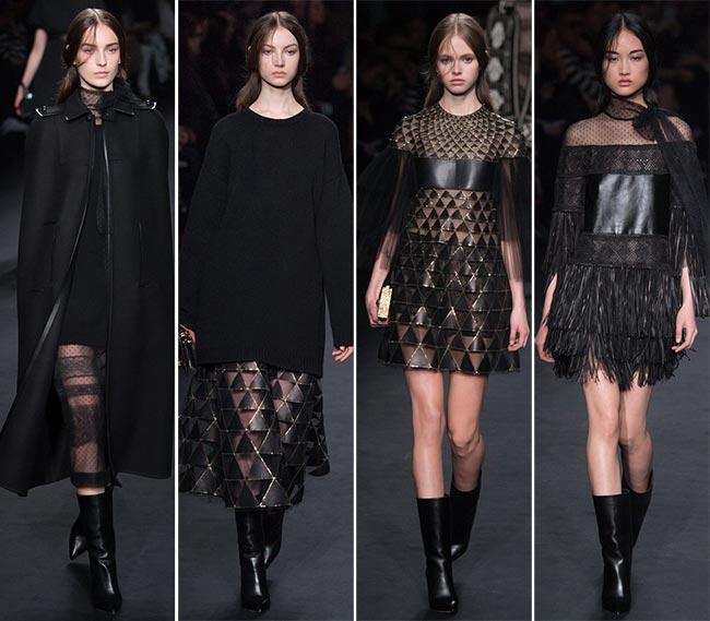 Valentino Fall/Winter 2015-2016 Collection - Paris Fashion Week