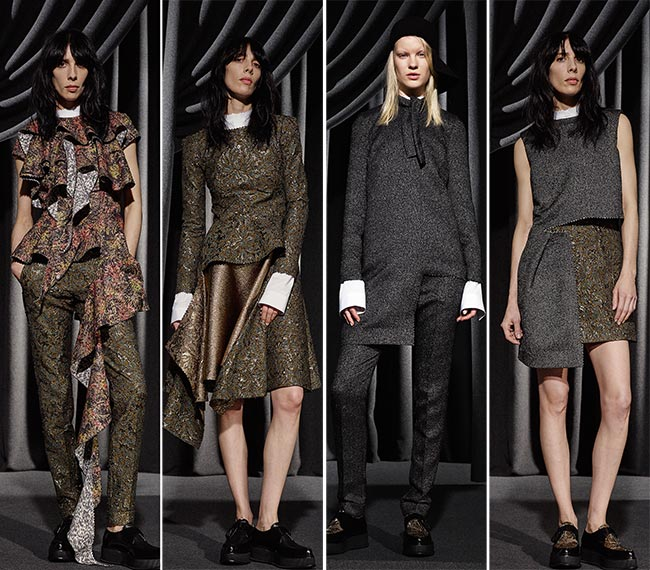 Viktor & Rolf Fall/Winter 2015-2016 Collection