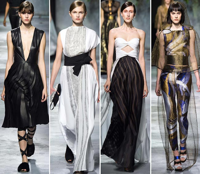 Vionnet Fall/Winter 2015-2016 Collection - Paris Fashion Week