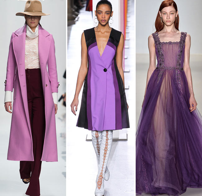 Fall/ Winter 2015-2016 Color Trends: Amethyst Orchid