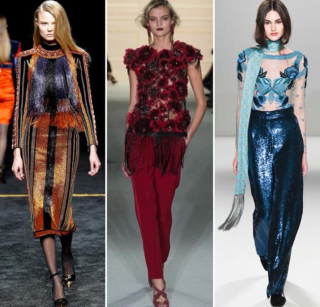 Fall/ Winter 2015-2016 Fashion Trends: 1920s Boogie Fashion