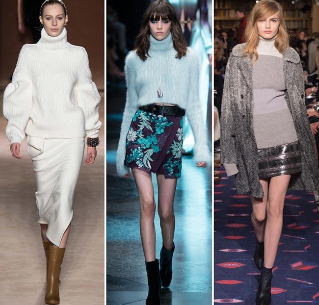 Fall/ Winter 2015-2016 Fashion Trends: Turtlenecks