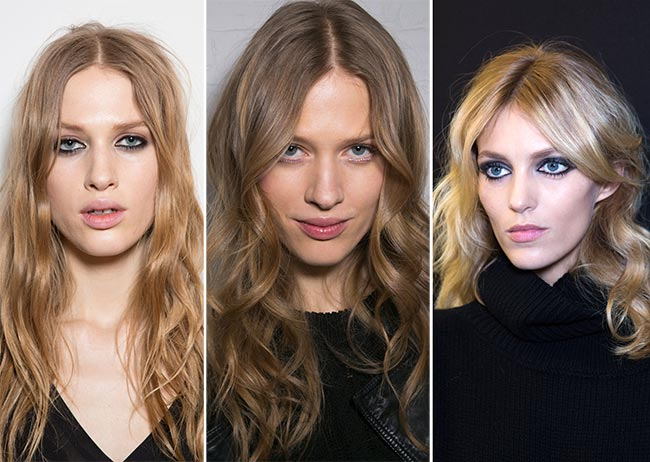 Fall/ Winter 2015-2016 Hairstyle Trends: Bohemian Waves