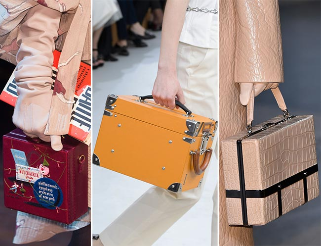 Fall/ Winter 2015-2016 Handbag Trends: Square Boxy Handbags