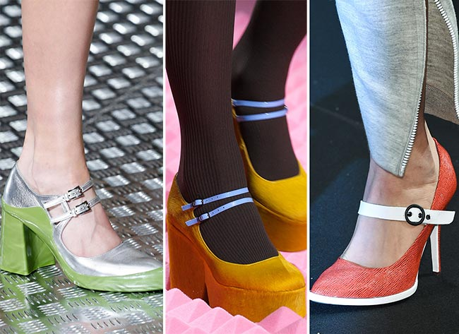 Fall/ Winter 2015-2016 Shoe Trends: Mary Jane Shoes