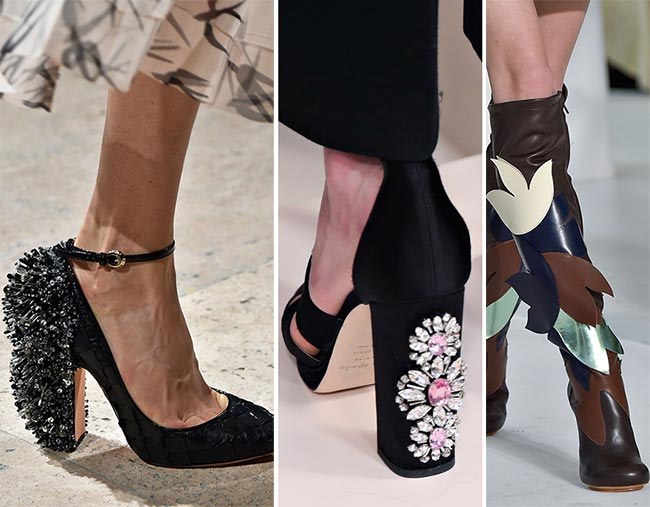 Fall/ Winter 2015-2016 Shoe Trends | Fashionisers©