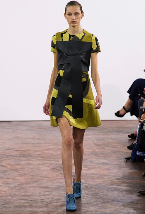 7 Cool Ways to Wear a Belt This Spring: JW Anderson